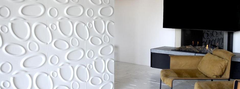 Splashes design of WallArt
