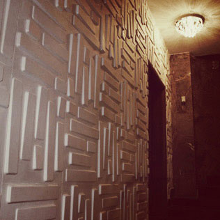 WallArt projects  - 3d decor wall 3dtile wallart bricks