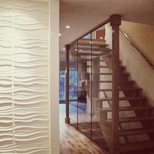 WallArt projects  - 3d wall decoration wallart sands