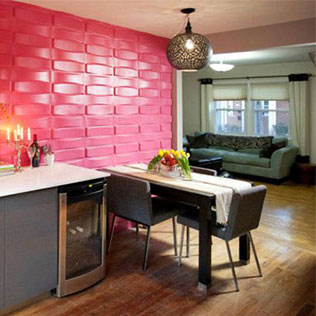 WallArt projects  - 3dwalls wallcovering 3d panel wallart vaults