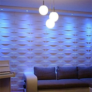 WallArt projects  - 3dwalls wallcovering 3dpanel wallart vaults