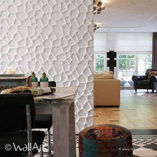 Gaps Design - 3D Wall Panels | For more 3d wall decorations & art visit us at mywallart.com