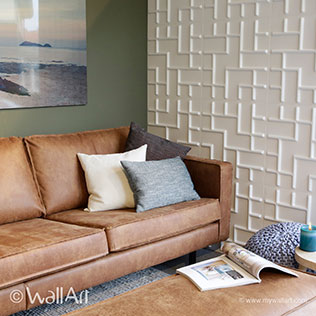 Tetris Design - 3D Wall Decor | For more wall decoration ideas & art visit us at mywallart.com
