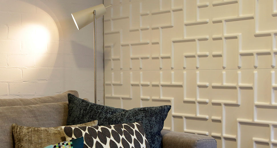 Tetris Design - 3D Wall Panels | For more wall decoration ideas & art visit us at mywallart.co