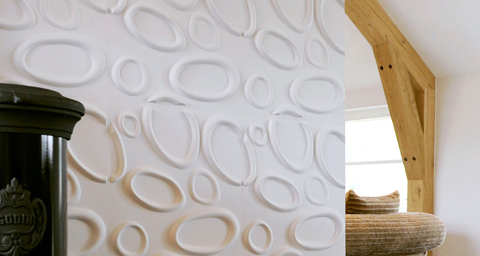 3D Wall panels - Splashes | Visit MyWallArt.com for more Wall Art & Wall Decoration Ideas
