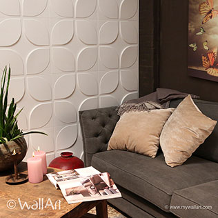 Sweeps Design - 3D Wall Panels | For more Wall Art & Wall decorations, visit us at mywallart.com