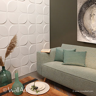 Sweeps Design - 3D Wall Panel | For more Wall Art & Wall decorations, visit us at mywallart.com