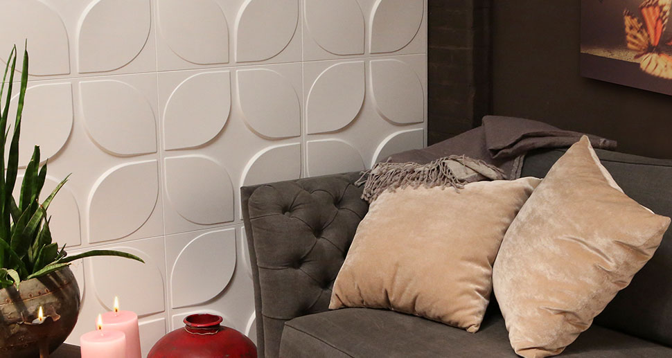 3D Wall Panels for you Living Room | Sweeps Design | mywallart.com