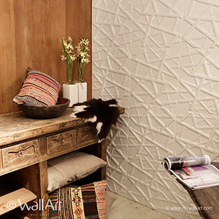 Oliva wall decoration  - 3D Wall Panels | For more decorative & modern 3D wall art visit us at mywallart.com