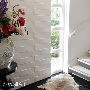 3D Wall Decoration for your living Room - Vaults Design | Visit mywallart.com for more Wall art and Wall decorations