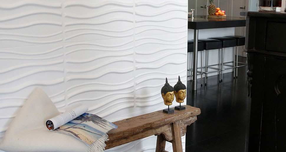 3D Wall Panels - Sands | For more 3D Wall Art and Wall Decorations, visit mywallart.com
