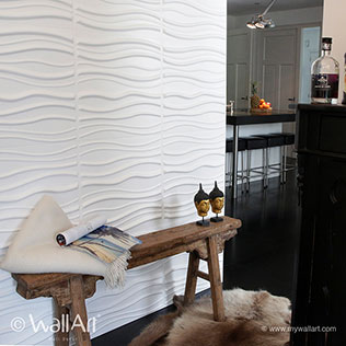 Sands Design - 3D Wall Panels | For more 3D Wall Art and Wall Decorations, visit mywallart.com