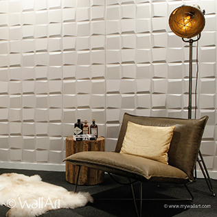 Oberon Wall Art - 3D Wall Panels