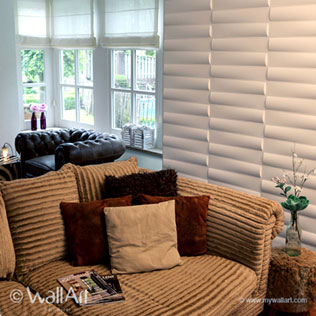 Jayden Design - 3D Wall Panels | For more 3D wall art visit us at mywallart.com