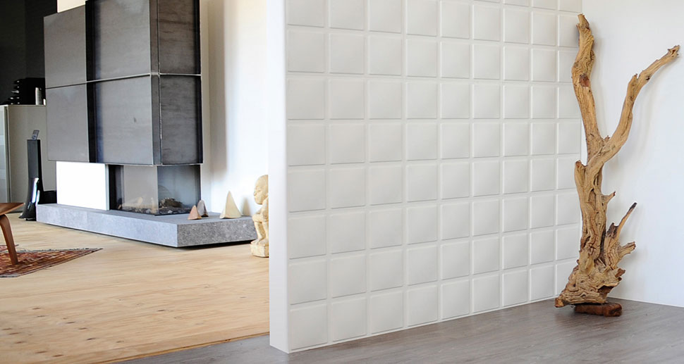 Cubes Design - 3D Wall Decor | For more Wall decoration ideas, visit mywallart.com