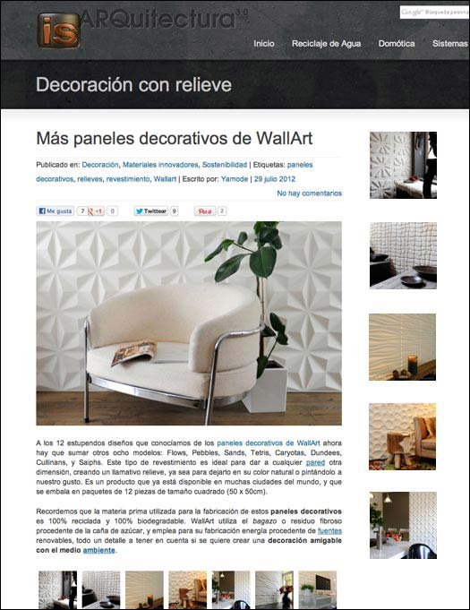 wallart at is arquitectura