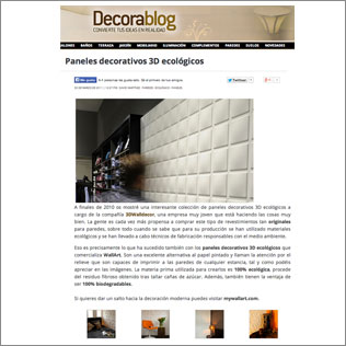 wallart in Decorablog