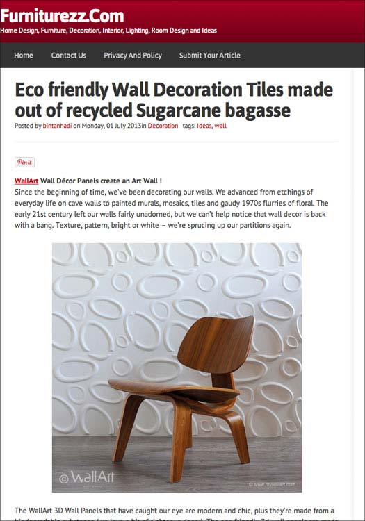 wallart 3d walls Furniturezz