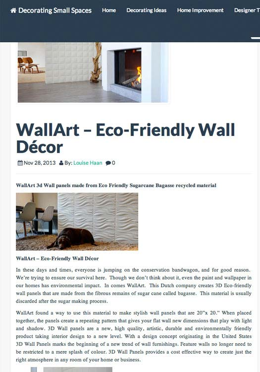 wallart published decoratingsmallspaces