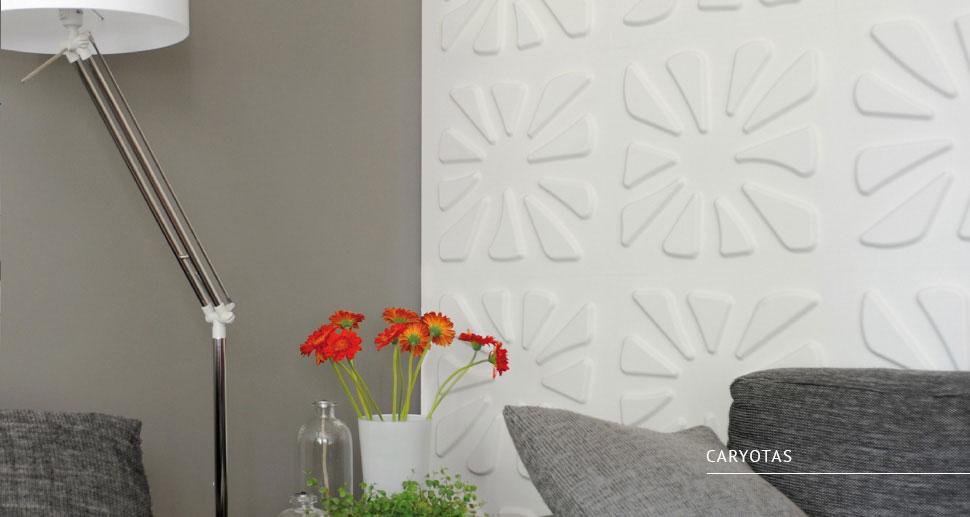 Designs Caryotas   3d Walls Cover Wallart Caryotas