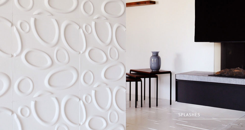 designs splashes - 3ddecorative wallcoverings wallart splashes